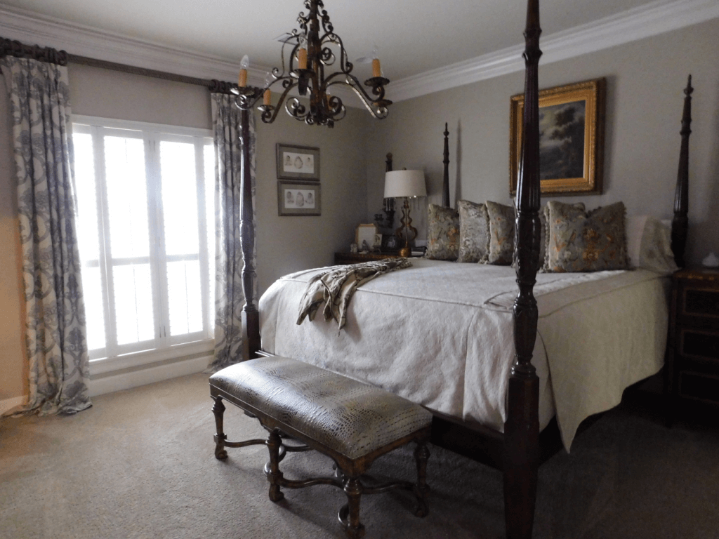 bedroom by Mathison Interiors