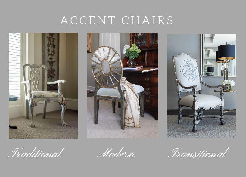 accent chairs